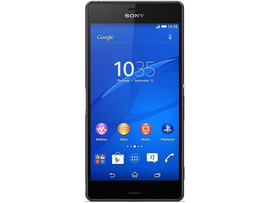 Смартфон Sony Xperia Z3 D6603 Black