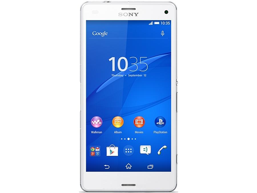 Смартфон Sony Xperia Z3 Compact D5803 White